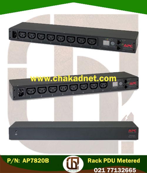 Rack PDU Metered 1U 12A 208V