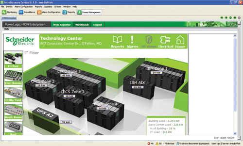 StruxureWare Data Center Expert Basic