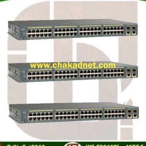 WS C2960Plus48TC S