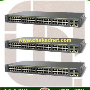 WS C2960Plus 48TC L